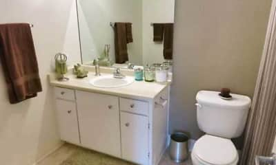 Bathroom, Hidden Creek, 2