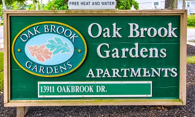 Community Signage, Oak Brook Gardens, 2