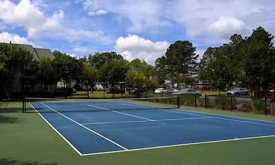 Recreation Area, Viera Aiken Apartments, 2