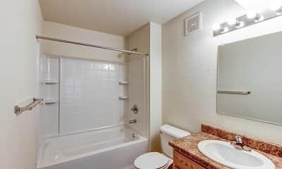 Bathroom, The Falls At Brookhaven, 2