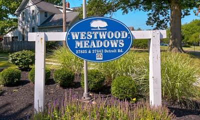 Community Signage, Westwood Meadows, 2