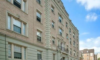 Building, Aberdeen Apartments, 1
