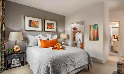 Bedroom, Santa Clara Square, 2