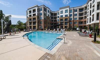 Pool, Trilogy Chapel Hill, 1