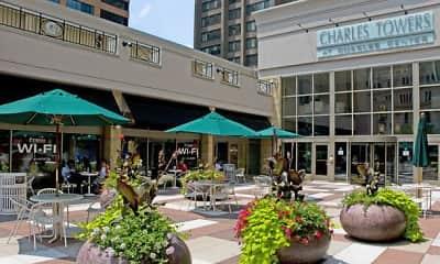 The Apartments at Charles Plaza, 1