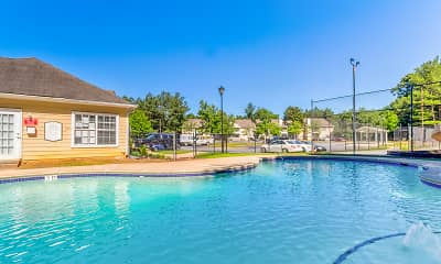 Pool, Bristol Creek Apartment Homes, 1