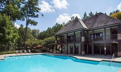 Pool, The Reserve at Gwinnett, 1