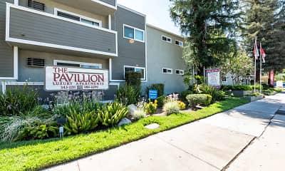 Community Signage, The Pavillion Apartments, 0