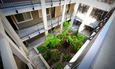 Building, Irvington Garden Apartments, 1