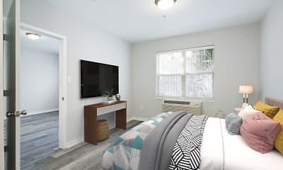 Bedroom, Cherry Commons, 1