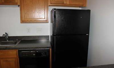 Kitchen, Cascades Pointe, 1