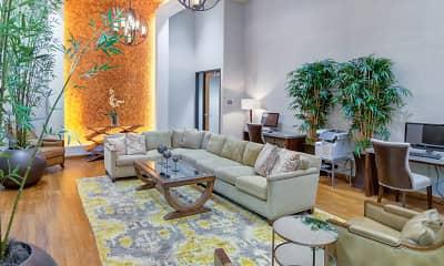 Living Room, Southpark Square, 2