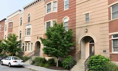 Building, Burnham Rentals- Third & Dunn, 0