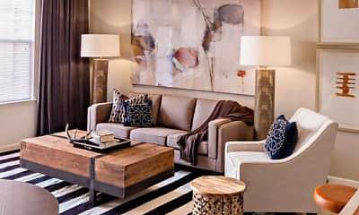 Living Room, Avalon Wharton, 0