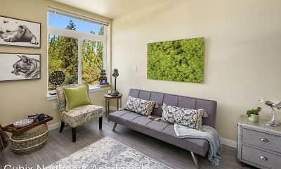 Living Room, Cubix North Park, 0