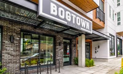Building, Bogtown Flats, 0