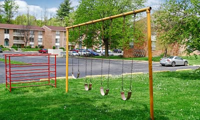 Playground, Park Doral, 2