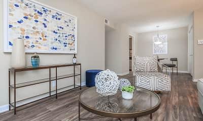 Living Room, Gazebo, 1