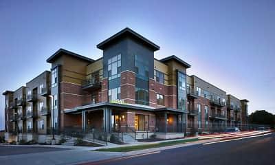 Building, Riva Apartments, 1