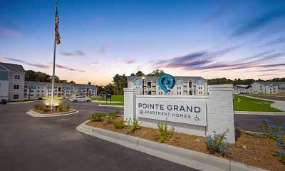 Community Signage, Pointe Grand Savannah, 0