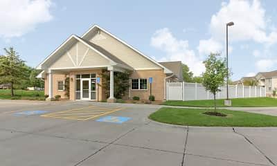 Leasing Office, Park Ridge, 2