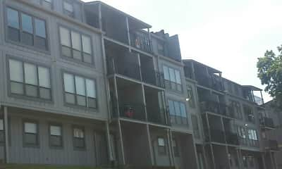 Building, Eagles Eyrie Apartments, 1