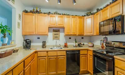 Kitchen, Village of Westover Apartments, 1