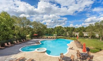 Pool, Legacy at Mayland, 1