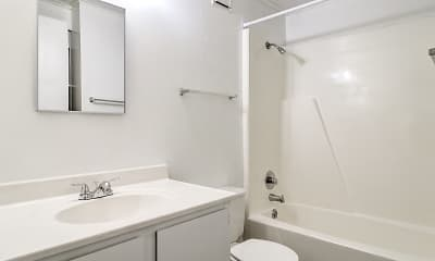 Bathroom, Coral Bay Villas, 2