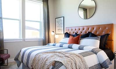 Bedroom, Broadstone Memorial Park Apartment, 2