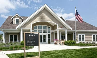 Leasing Office, The Elm at Island Creek Village, 2