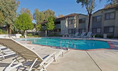 Pool, Woodglen Venture Apartments, 0