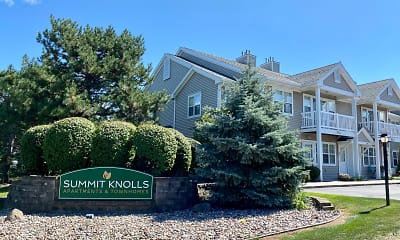 Community Signage, Summit Knolls Apartments and Townhomes, 0