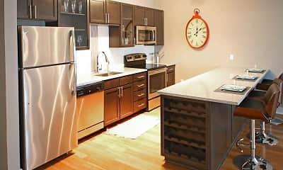 Kitchen, The Corvina, 1