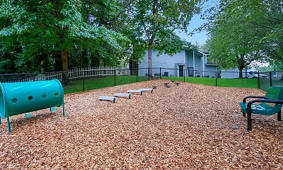 Playground, Creekside Village, 2