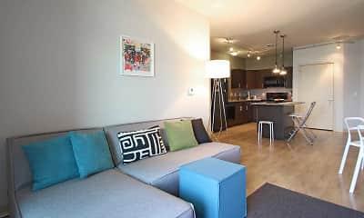 Living Room, Livingston Place, 1