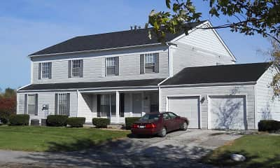 Building, Colonial Meadows Townhouses, 2