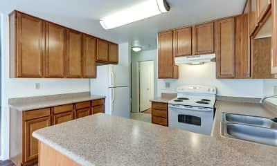 Kitchen, Northridge, 1
