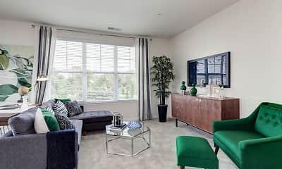 Living Room, Groveton Green, 0
