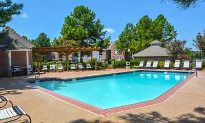 Pool, Southaven Pointe, 1