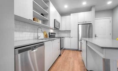 Kitchen, Kanso Twinbrook, 1
