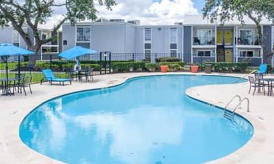 Pool, Brays Villas, 0