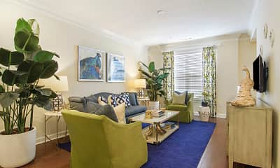Living Room, Gables Montclair, 1