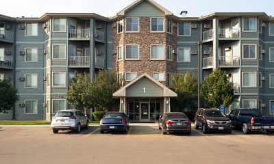 Building, Eagle Crest Apartments, 0