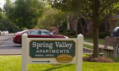 Community Signage, Spring Valley, 1