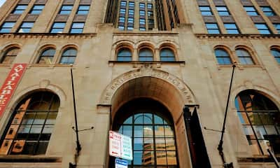 Building, Abraxas, 2