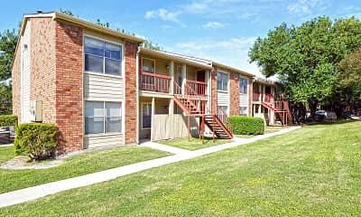 Building, Riverstone Apartments, 1