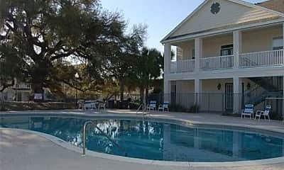 Pool, Twin Oaks Southwood, 1
