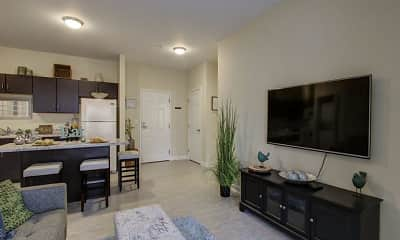 Living Room, The Brunswick Community, 0