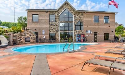 Pool, Stoney Creek Highlands, 1